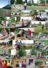Eindrück Bau Baumhaus im Naturerlebnisraum